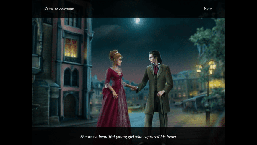 Dark Romance: Vampire In Love for Mac - review, screenshots