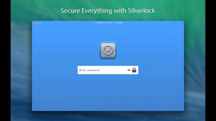 Silverlock for Mac - review, screenshots