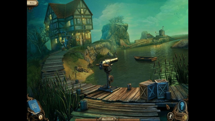 Alex Hunter: Lord of the Mind PE for Mac - review, screenshots