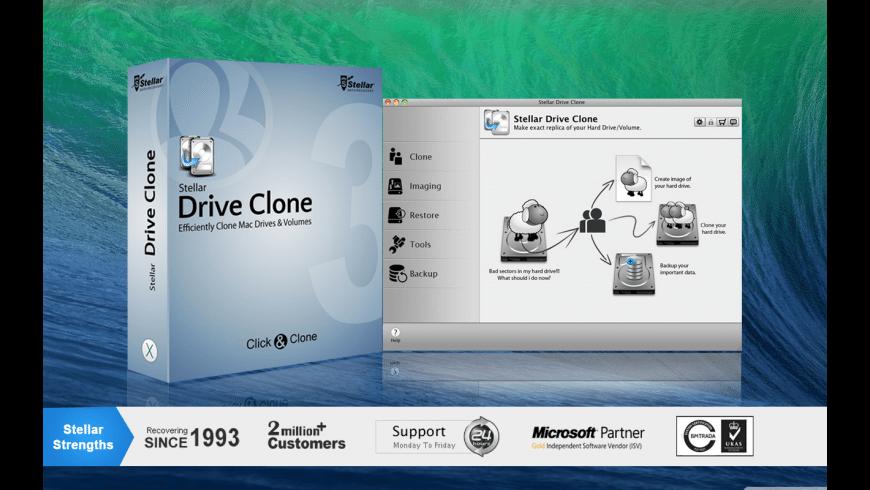 Stellar Drive Clone for Mac - review, screenshots