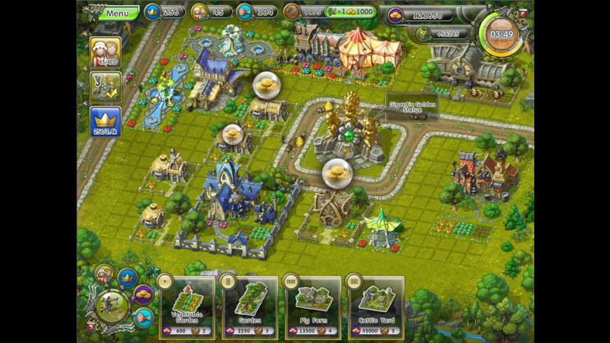 Kingdom's Heyday for Mac - review, screenshots