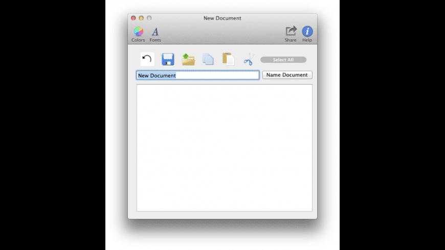 JotSpot Lite for Mac - review, screenshots