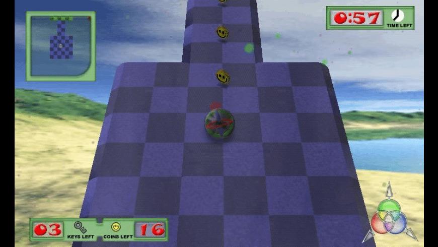 3D Stress Ball for Mac - review, screenshots