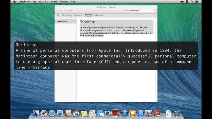 LargeLook for Mac - review, screenshots
