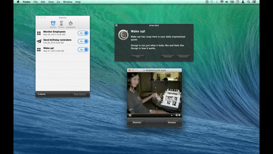 Arise for Mac - review, screenshots