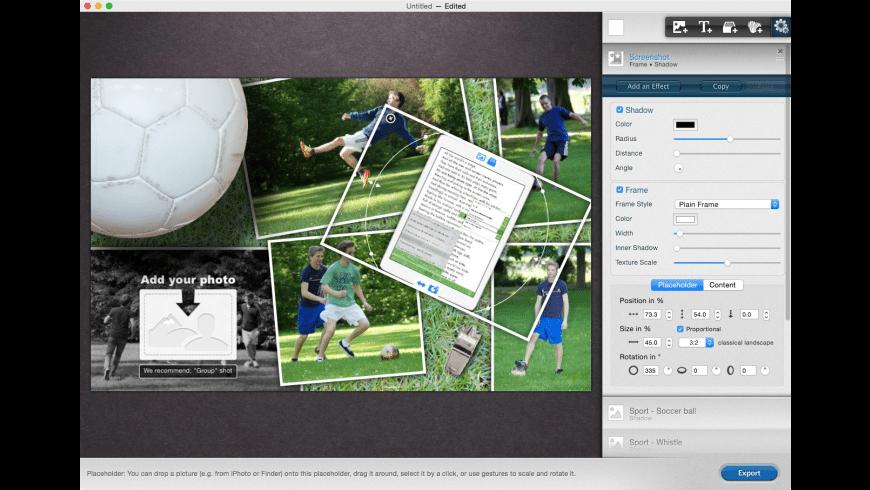 PhotoMatte for Mac - review, screenshots