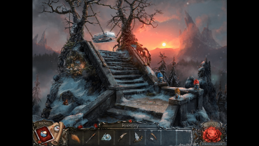 Living Legends: Frozen Beauty for Mac - review, screenshots