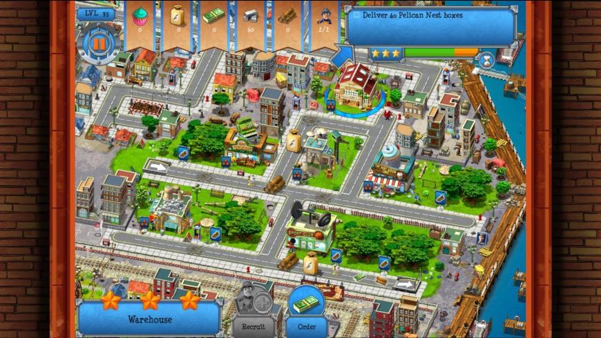 Monument Builders: Alcatraz for Mac - review, screenshots