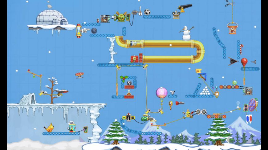 Contraption Maker for Mac - review, screenshots