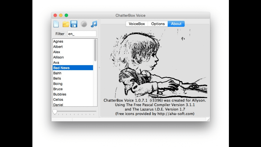 ChatterBox for Mac - review, screenshots