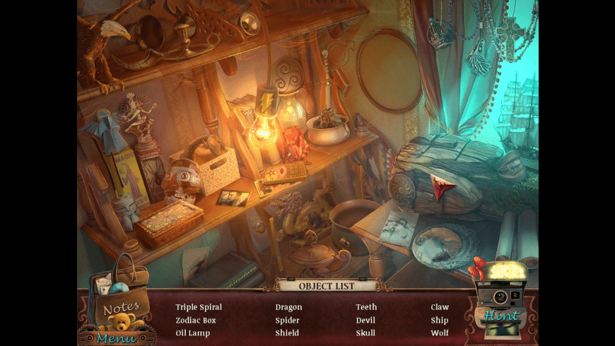 Deadly Puzzles: Toymaker for Mac - review, screenshots