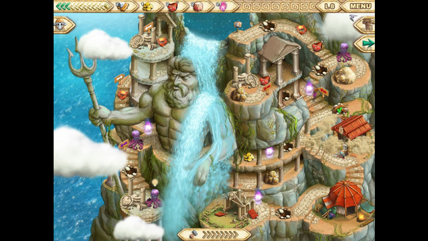 Demigods for Mac - review, screenshots