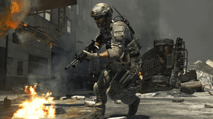 Call of Duty: Modern Warfare 3 for Mac - review, screenshots