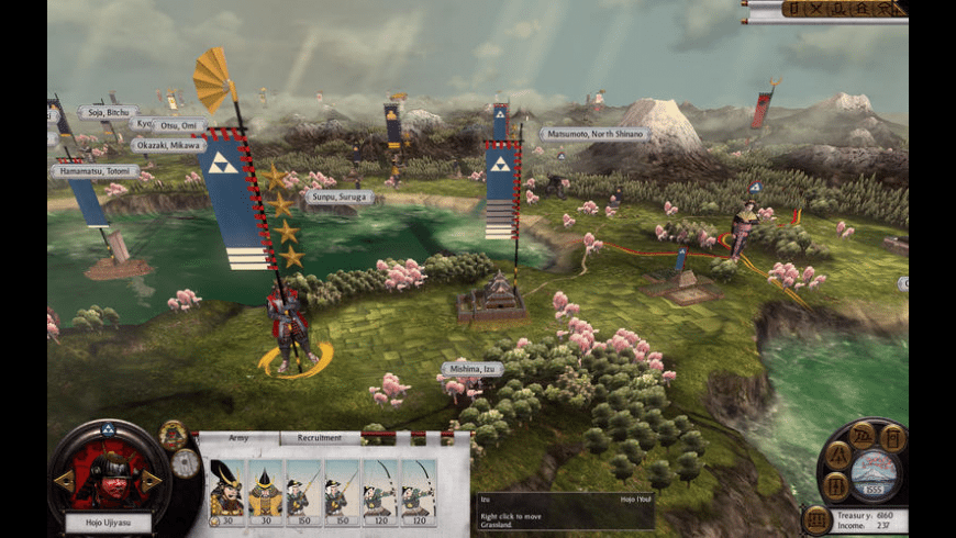 Total War: SHOGUN 2 Collection for Mac - review, screenshots