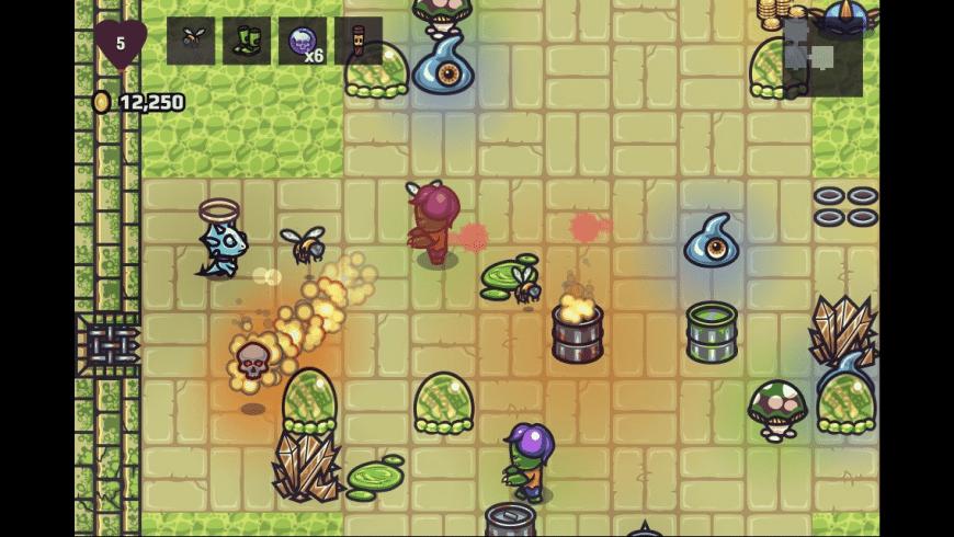 Wizard's Lizard for Mac - review, screenshots