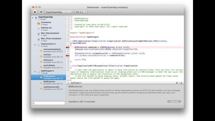 Deploymate for Mac - review, screenshots