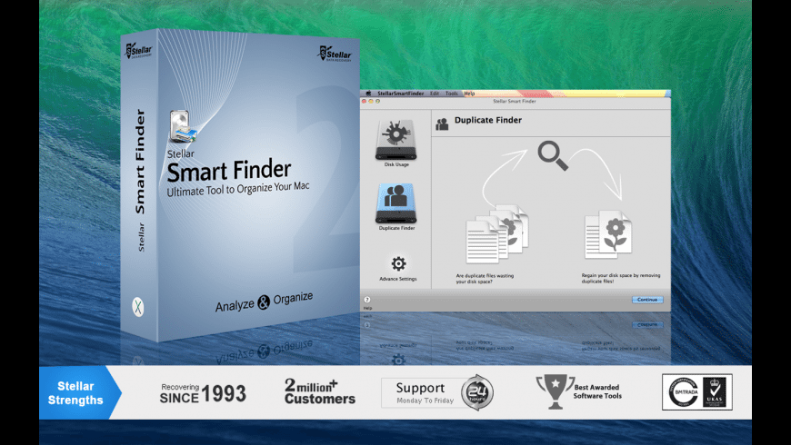 Stellar Smart Finder for Mac - review, screenshots