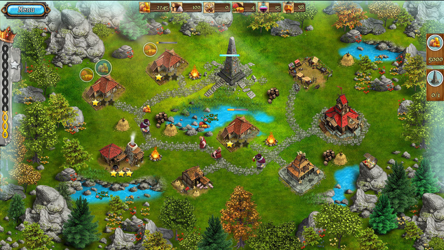 Kingdom Tales 2 for Mac - review, screenshots