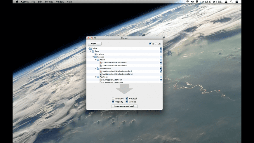 Comet for Mac - review, screenshots