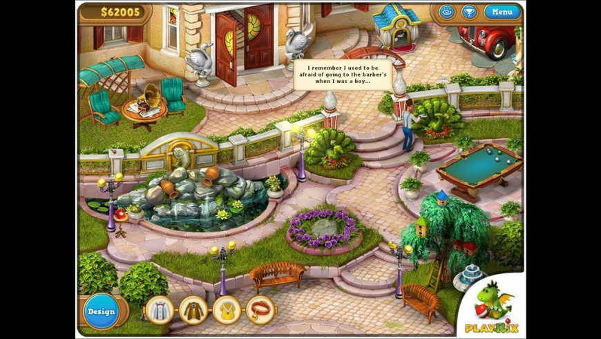 Gardenscapes 2 for Mac - review, screenshots