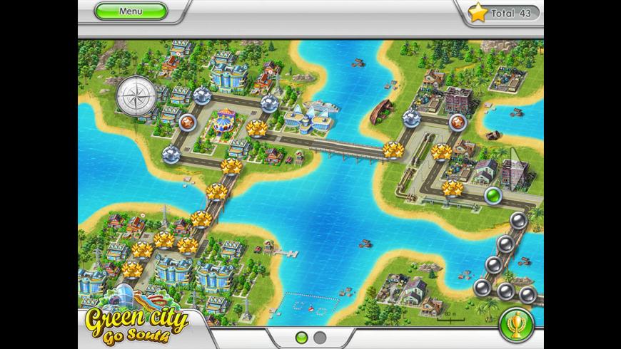 Green City: Go South for Mac - review, screenshots