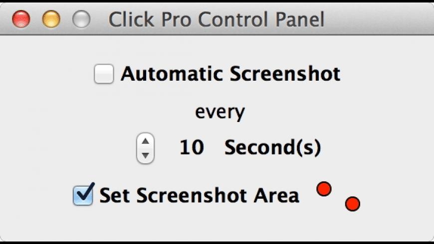 Click Pro for Mac - review, screenshots