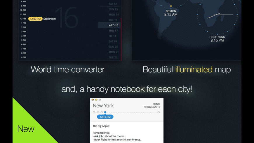 Time Travel for Mac - review, screenshots
