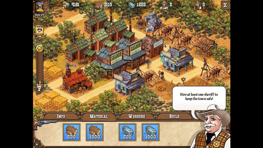 Big Bang West for Mac - review, screenshots