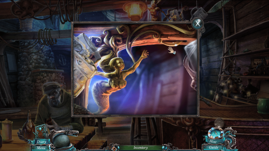 Nightmares from the Deep: The Siren's Call CE for Mac - review, screenshots