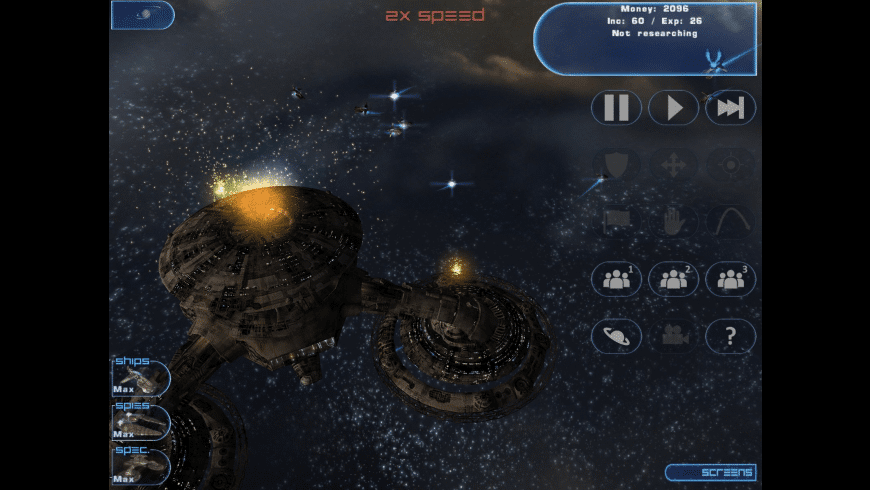 Haegemonia: Legions of Iron for Mac - review, screenshots