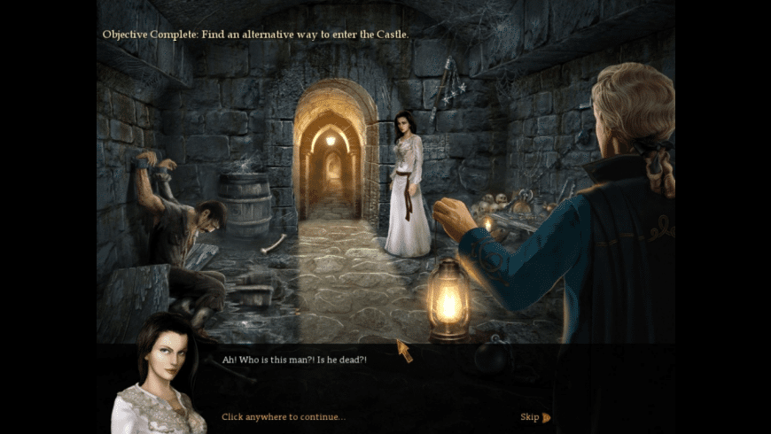 Vampire Legends: The True Story of Kisilova for Mac - review, screenshots