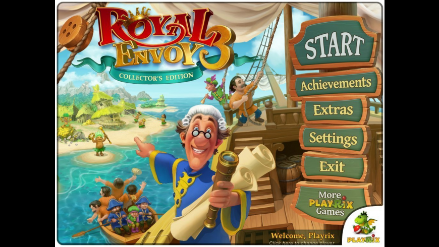 Royal Envoy 3 CE for Mac - review, screenshots