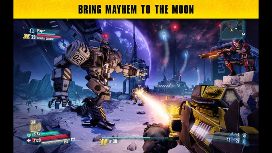 Borderlands: The Pre-Sequel! for Mac - review, screenshots