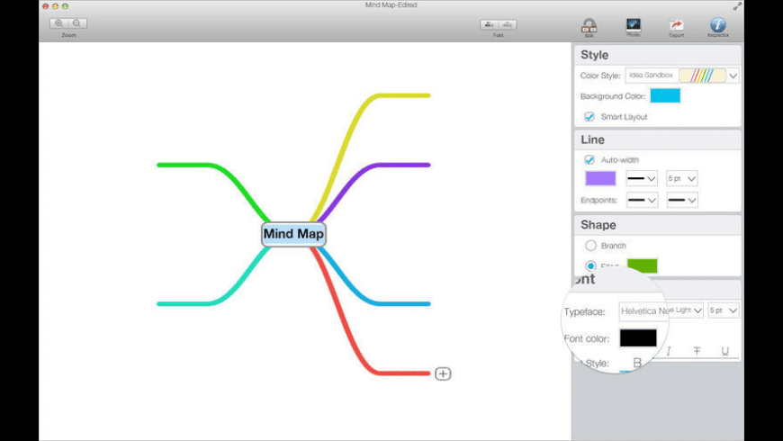 Mind Map Pro for Mac - review, screenshots