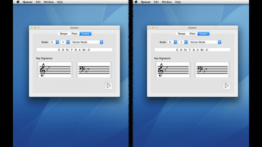 Quaver for Mac - review, screenshots