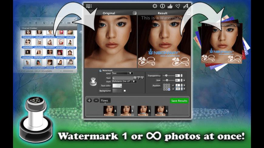 WhatAMark for Mac - review, screenshots