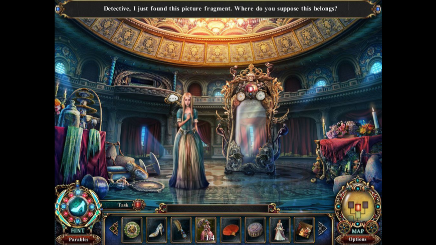 Dark Parables: The Final Cinderella for Mac - review, screenshots