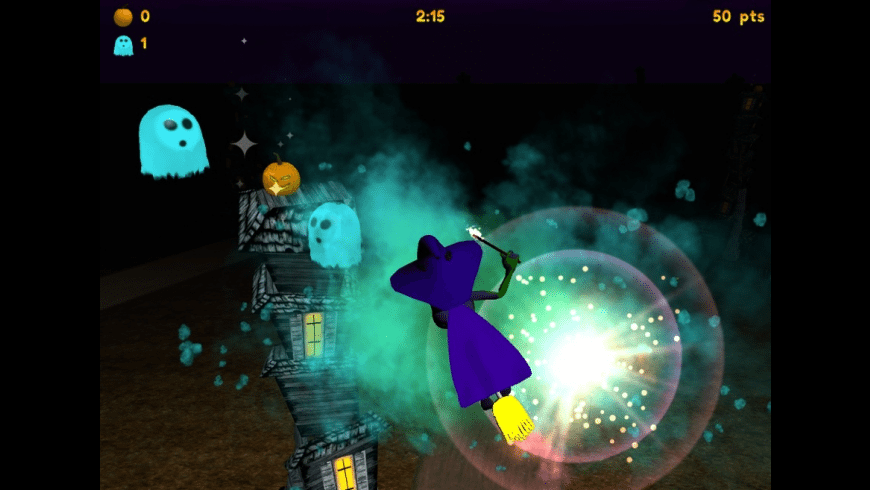 Witchy-Whack! for Mac - review, screenshots