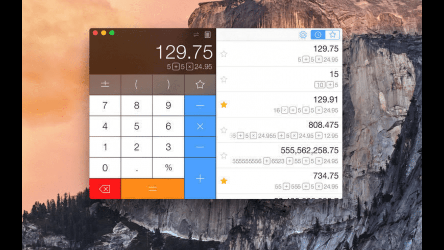 Calcbot for Mac - review, screenshots