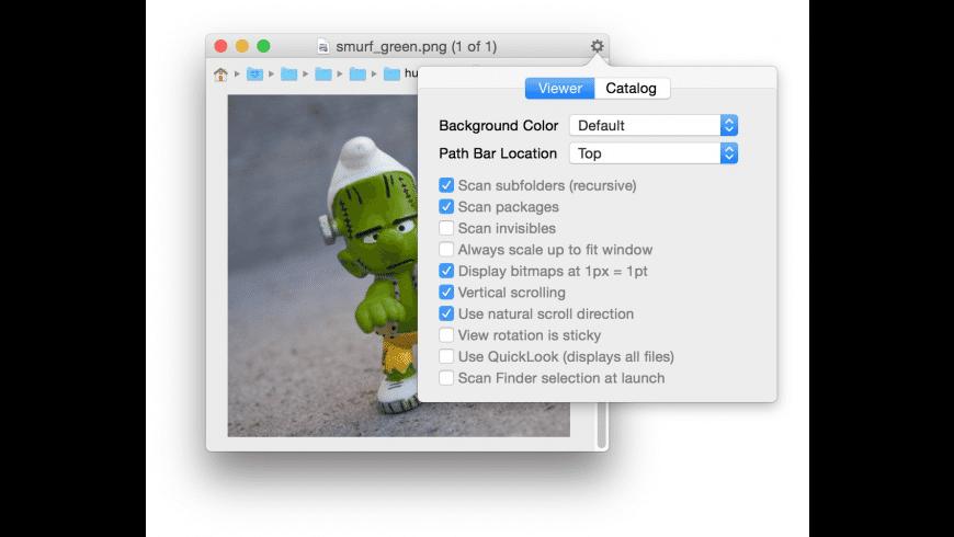 Riffle for Mac - review, screenshots