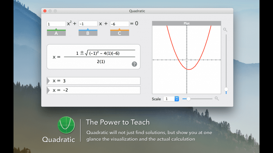 Quadratic for Mac - review, screenshots