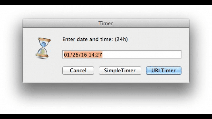 URLTimer for Mac - review, screenshots