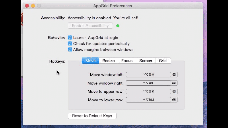 AppGrid for Mac - review, screenshots