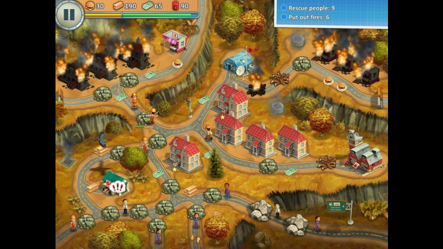 Rescue Team 4 for Mac - review, screenshots