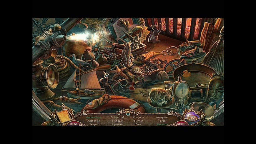 Fierce Tales: Marcus' Memory CE for Mac - review, screenshots