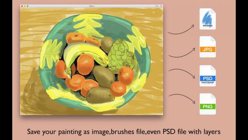 Paint for Mac - review, screenshots