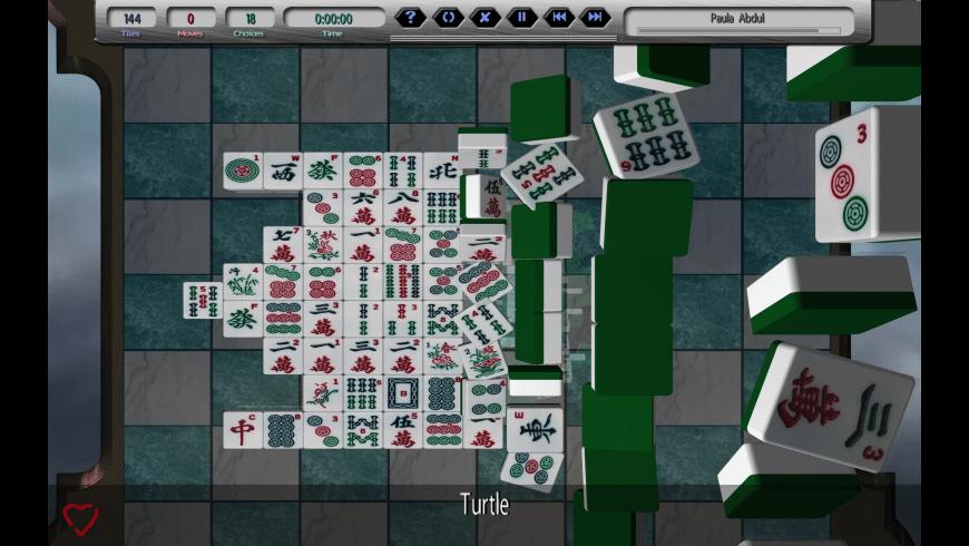 Mahjong Solitaire 3 for Mac - review, screenshots