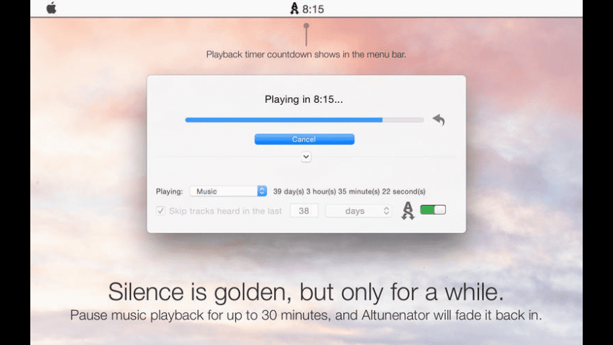 Altunenator for Mac - review, screenshots