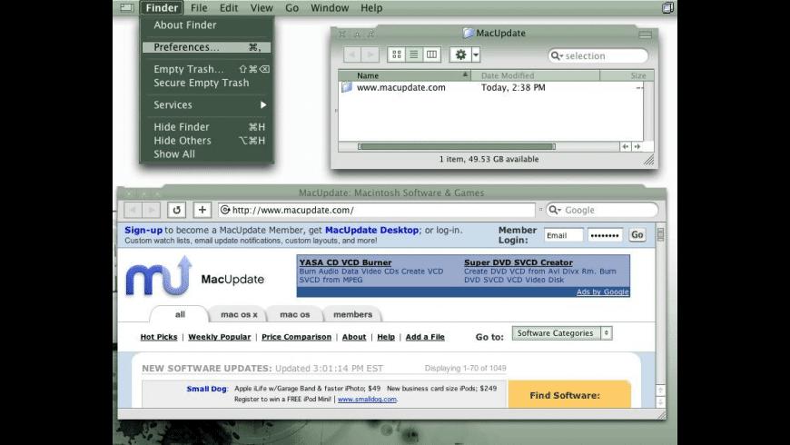 Latium for Mac - review, screenshots