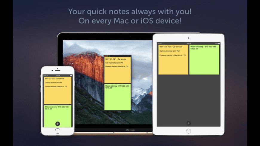 Swift Note for Mac - review, screenshots